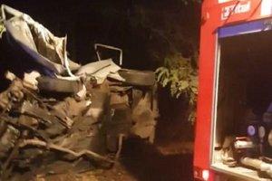 Кровавое ДТП под Винницей: двое погибших, трое раненых