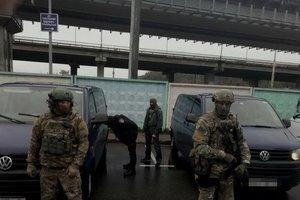 СБУ задержала россиян за подготовку диверсий в Украине