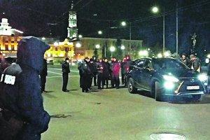 ДТП в центре Харькова: Зайцева рассказала правоохранителям о событиях трагического вечера