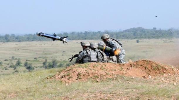 В Украинское государство смогут поставлять американское оружие только после принятия военного бюджета США