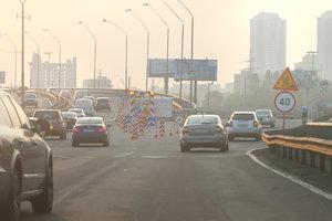 В Киеве ограничат движение по Южному мосту и Столичному шоссе