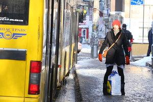 В Киеве изменится работа троллейбусов маршрутов №№27, 30 (схема)
