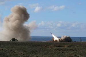 Ракетные стрельбы ВСУ над Черным морем: появилось видео