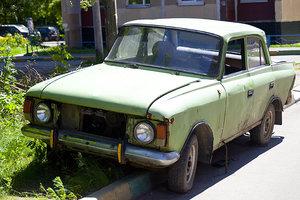 В Украине не утилизировали ни одного автомобиля