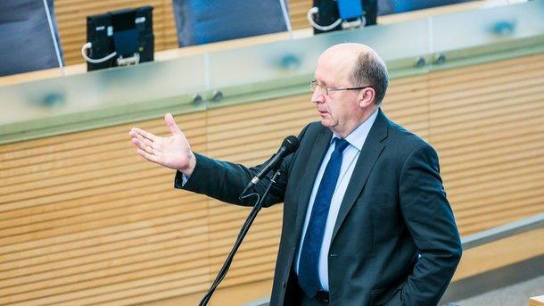 Литовские политики представили «план Маршалла» для Украины