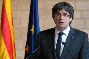 Пучдемон заявляет о готовности к диалогу с премьером Испании
