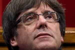 Бельгия получила ордер на арест Пучдемона