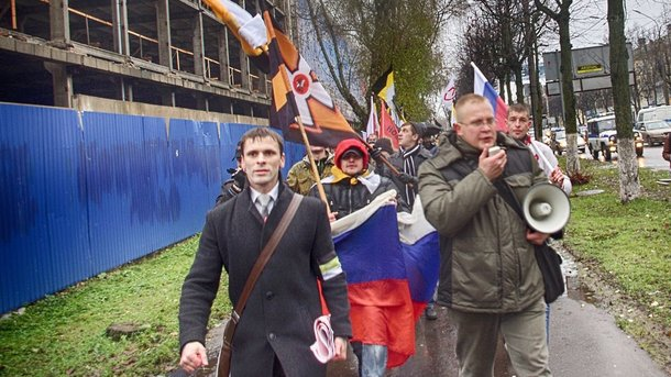 В столице прошел «Русский марш»