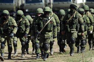 Жебривский раскрыл места дислокации регулярных войск России на Донбассе