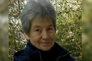 Под Киевом пропала бабушка
