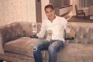 Лучшего бомбардира в истории сборной Перу поймали на допинге