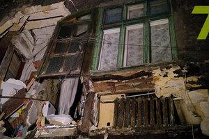 Обрушение части жилого дома в Одессе: здание не было аварийным