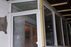 Взрыв в Харькове: во двор жилого дома бросили гранату
