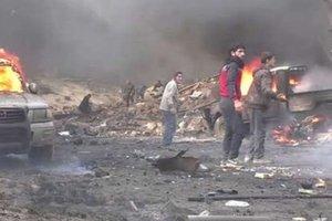 Теракт в Сирии: погибли мирные жители