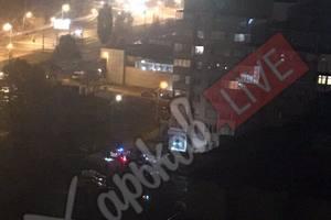 Дерзкое убийство в Харькове: киллер расстрелял авто из автомата