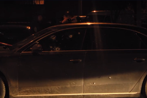 Расстрел авто в Харькове: появились подробности, опубликовано видео
