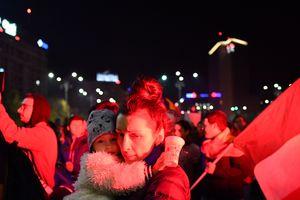 В Румынии вспыхнули массовые протесты из-за судебной реформы