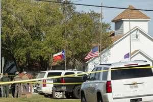 Стрельба в Техасе: полиция установила личность стрелка