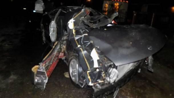 НаЛьвовщине перевернулась переполненная машина: 2 погибших и5 травмированных