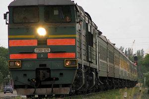Во Львовской области под колесами электрички погиб неизвестный