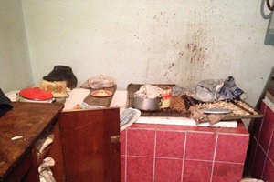 Житомирская полиция оперативно раскрыла убийство пенсионера