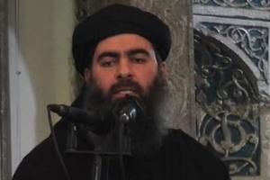 """Лидер """"Исламского государства"""" сбежал необычным способом"""