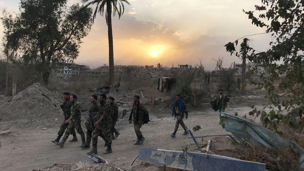 В Сирии ранили российских журналистов и военных