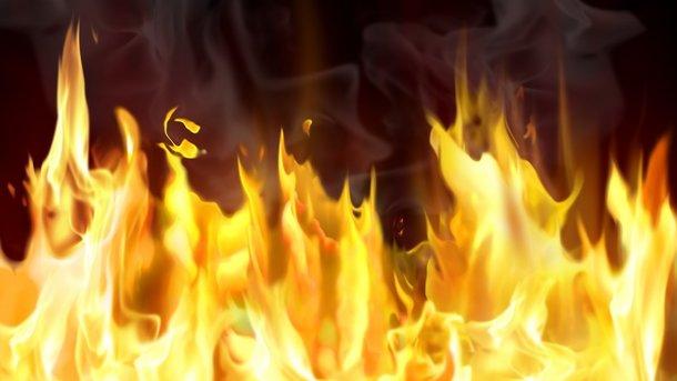 Пожар вМосковском районе— погибла женщина