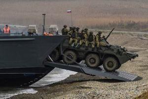В Генштабе России рассказали о мощной группировке войск в Крыму