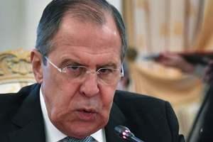 Лавров отреагировал на запрет въезда российскому журналисту в Украину