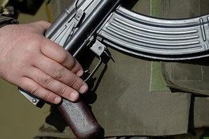 Сумские силовики задержали дезертира с оружием