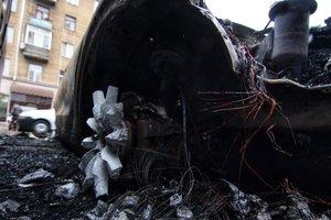Ночные поджоги в Одессе: полиция назвала главную версию