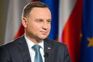 Дуда сделал жесткое заявление по украинско-польским отношениям