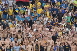 ФФУ оштрафована ФИФА за беспорядки на матчах с Косово и Хорватии
