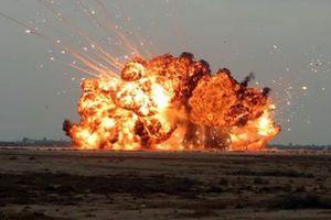 В Донецке взорвался склад боеприпасов боевиков: повреждены жилые дома
