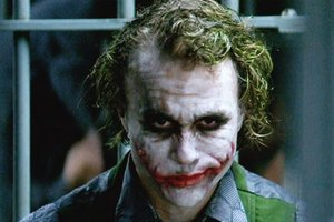 Joker topped the list of the best villains in movie history