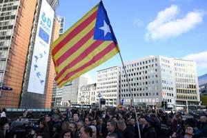 """Каталонские националисты проведут """"всеобщую забастовку"""""""