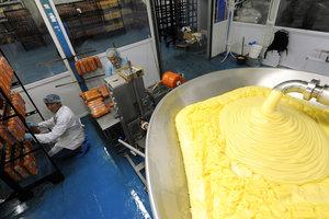 Украина резко увеличила доходы от экспорта сыров