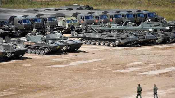 Кабмин денонсировал соглашение сРФ овзаимных поставках вооружения ивоенной техники
