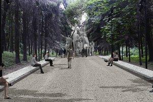 Памятник Щорсу в Киеве: для переноса на ВДНХ нужно разрешение от Кабмина