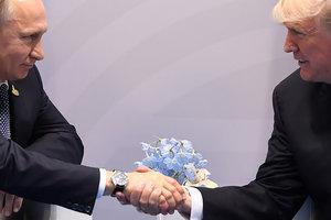 В Кремле озвучили дату встречи Путина с Трампом