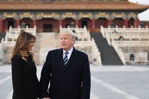 Трамп: Я не виню Китай за нечестную торговлю