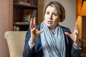 Посол Великобритании объяснила, почему изучает украинский язык