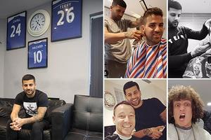"""Слишком много себе позволял: """"Челси"""" избавился от парикмахера из-за контрактов со спонсорами"""