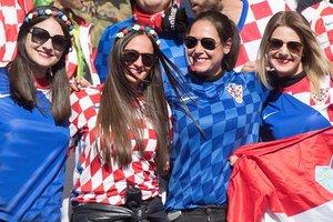Где смотреть матч плей-офф ЧМ-2018 Хорватия - Греция
