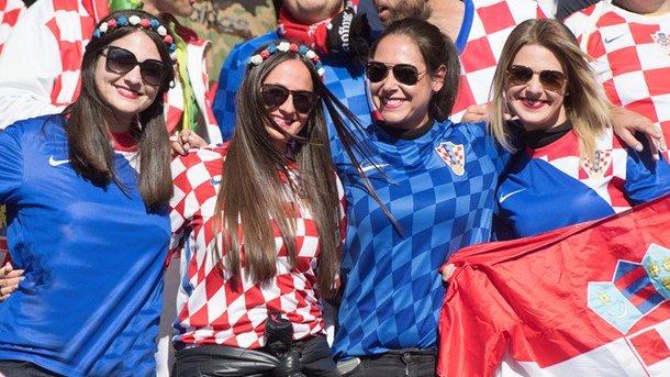 Отбор наЧМ-2018. Хорватия разгромила Грецию