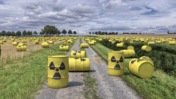 Вгосударстве Украина началось строительство хранилища отработанного ядерного топлива