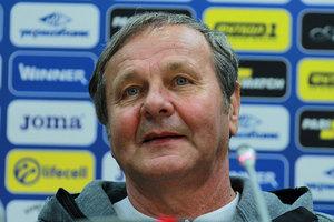 Тренер главных неудачников отбора на ЧМ-2018 назвал Украину сильным соперником