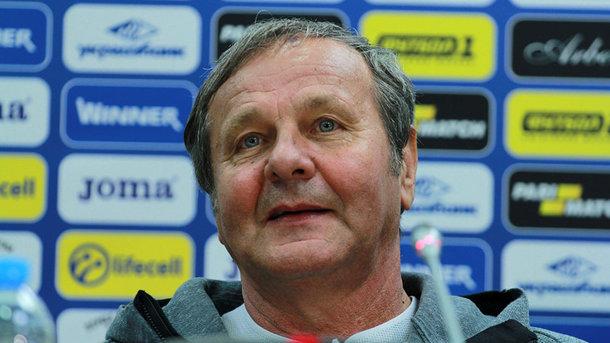 Исполком ФФУ единогласно оставил Андрея Шевченко основным тренером сборной Украинского государства