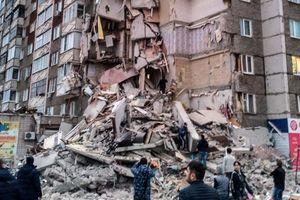 Число жертв обрушения дома в Ижевске возросло